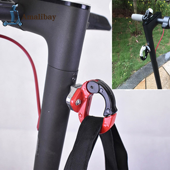 Electric Scooter Parts Front Hook Hanger for Xiaomi M365 Helmet Bags Claw Kid Grip Handle Bag Pro