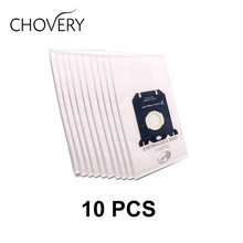 10 pieces/a lot Vacuum Cleaner Bags Dust Bag Accessories White for Electrolux Philip Tornado Vacuum Cleaner filter and S-BAG(China)