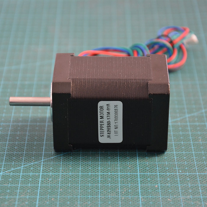 42 Stepper Motor 60MM High 1.7A 0.6N.M 5mm Round Shaft NEMA17-60