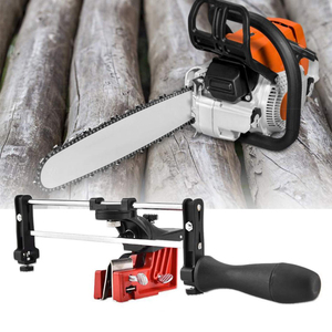 Image 5 - Durable Accessories Grinding Guide Replacement Chainsaw Tools Metal Garden Lawn Mower Universal File Chain Sharpener Manual