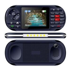"Image 2 - UNIWA GP001 Spiel Und Telefon 2 In 1 Gaming Handy Lange Standby 2500 mAh 2,8 ""SC6531E Lautsprecher tastatur dual SIM Dual Stanby"