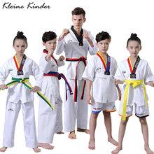 Униформа для тхэквондо детская одежда мальчиков и девочек judo