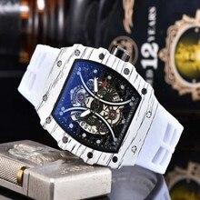 Mens Watches Top Brand Luxury Quartz Watch Men Fashion Lumin