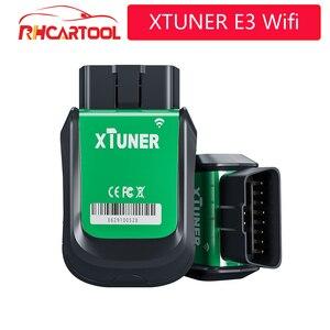 Image 2 - XTUNER herramienta de diagnóstico de coche E3 Wifi OBD2, motor de ABS SRS AC, lectura de código de error, escáner automotriz actualizado gratis, Vpecker Easydiag