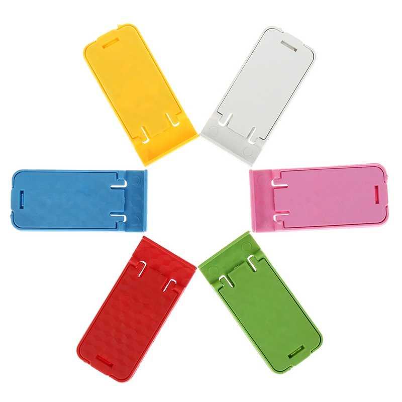 Подставки для телефонов Xiaomi регулируемые держатели для мобильных телефонов подставки прекрасная портативная поддержка для IPhone 4 5 6 7 Ipad MP4 MP5
