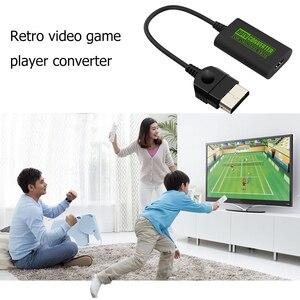 Image 2 - Retro Game Player Hdmi Compatibel Converter Digitale Video Audio Adapter Voor Xbox 480P 720P 1080i Voor Hdtv projector Monitor