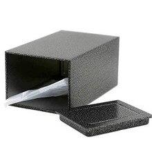 Star Packaging Rectangular Jewelry Storage For Women Gift Tin Box Rectangle Metal Mint Tin Slide Lid Empty Metal Tin Boxes 215x135x48 mm plain tin box sealing box metal silver rectangle tin box 20 pcs lot