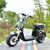 2000W 20AH Two Wheels Cost-Effective Unique Design Best Quality Popular Citycoco Electric Scooter  Electric Motorcycle 2