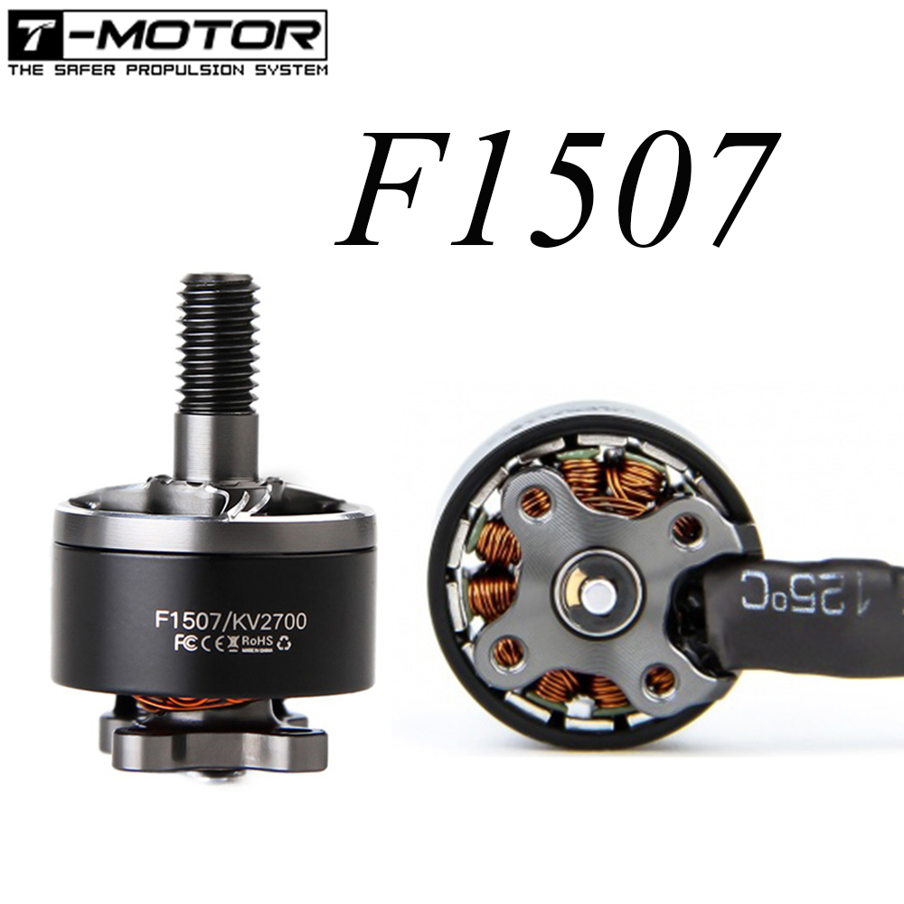 New T Motor F1507 1507 2700KV 3 6S / 3800KV 3 4S Brushless Motor for Cinewhoop RC Drone FPV Racing CineWhoop BetaFPV|Parts & Accessories| |  - title=
