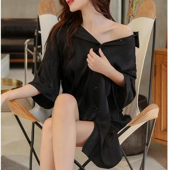 Women Oversized Night Shirt INTIMATES Loungewear