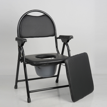 Bedside Commode Chair Heavy duty Commode Toilet Chair Toilet Safety Frame Commode Can Be Used As Shower Chair