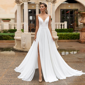 Robe de Mariée Bohème Romantique Barbara