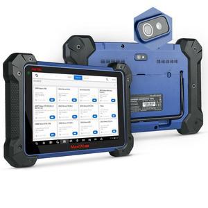 Image 2 - Autel أداة تشخيص MaxiIM IM608 ، OBD2 ، ترقية البرمجة الرئيسية IMMO ، IM508 MK908