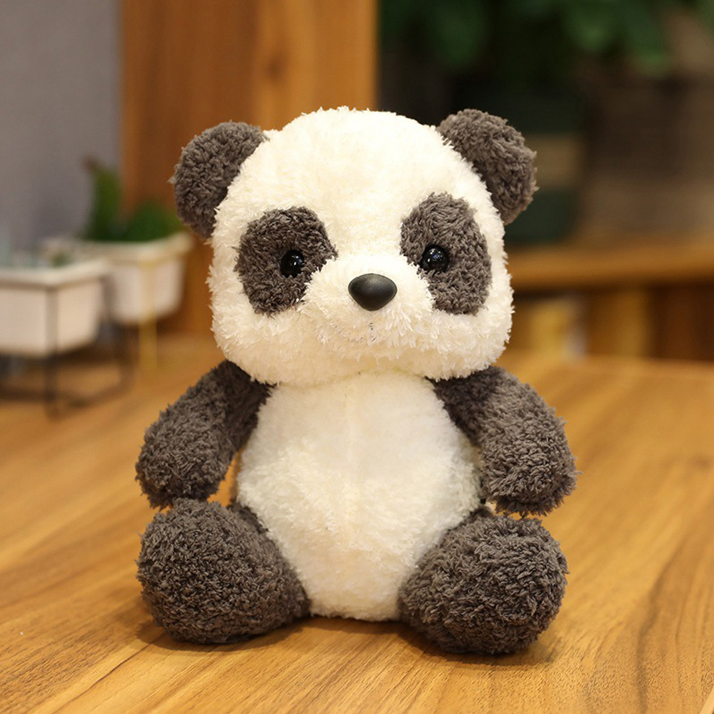Anxiety Stuffed Animal, 25cm Cute Panda Plush Toys Cartoon Animal Stuffed Toy Dolls For Children Boys Baby Birthday Christmas Gift Stuffed Plush Animals Aliexpress