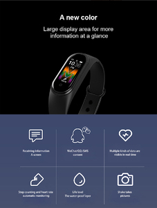 Image 5 - New M5 Smart Watch Men Women Bluetooth Watch Fitness Sport Tracker Call Smartwatch Play Music Bracelet For iPhone Android