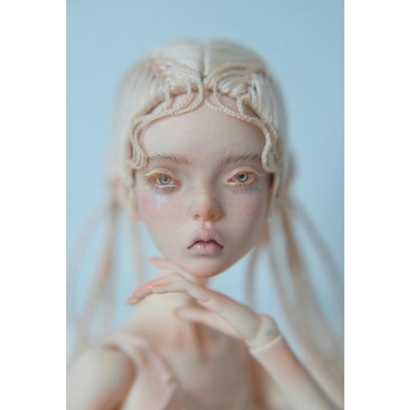 Freedomteller 1/4 Phyllis BJD SD poupée 39.5cm fille mince corps gratuit yeux boules boutique de mode Lillycat
