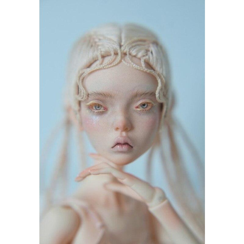 Freedomteller 1/4 phyllis bjd sd boneca 39.5cm menina corpo delgado livre olho bolas loja de moda lillycat
