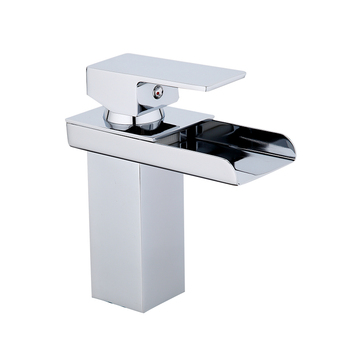 GAPPO water mixer tap Basin sink Faucet bathroom basin faucet mixer single hole brass faucet waterfall toilet bathroom taps 9