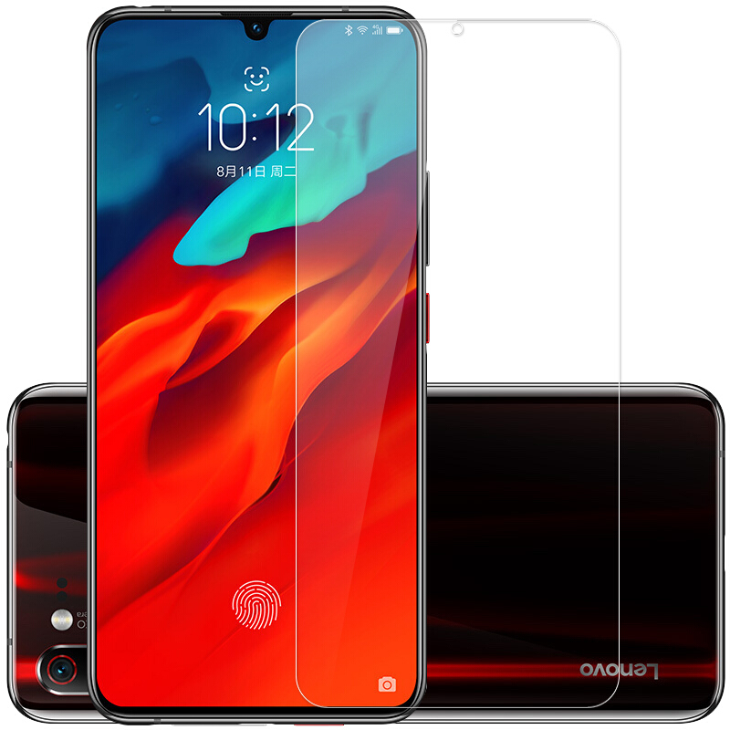 Image 4 - 2 Pcs Tempered Glass For Lenovo Z6 Pro / Z6 / Z6 Lite Screen Protector 2.5D 9H Tempered Glass For Lenovo Z6 Pro Protective Film-in Phone Screen Protectors from Cellphones & Telecommunications