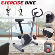 Indoor Cycling Bike With Lcd Display Stationary Bicycle Home Exercise Bike Workout Training Fitness Equipment Maximum 120kg Load