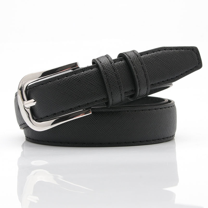 High Quality PU Leather Belt Metal Buckle Casual Belt For Women Leather Belts Female Straps Waistband For Apparel Accessories