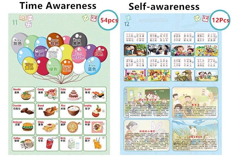Crianças tablet aprendizagem brinquedos 935 pcs audiobooks