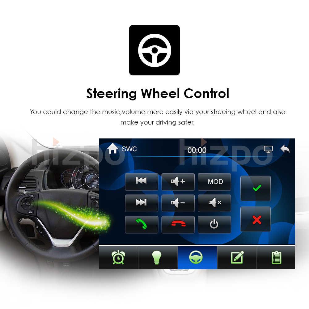 2DIN Xe Autoradio 7 Inch Màn Hình DVD Cho Xe Ford Focus/Fiesta/Kuga/C-Max/Kết Nối//Fusion Galaxy/Mondeo/S-Max/Quá Cảnh SWC RDS BT Cam