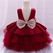 Рождественские платья для маленьких девочек детские пачки малышей