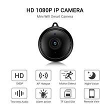 Baby Monitor Camera Wifi Escam Mini V380 Nightvision Audio-Motion-Detection 1080P Wireless