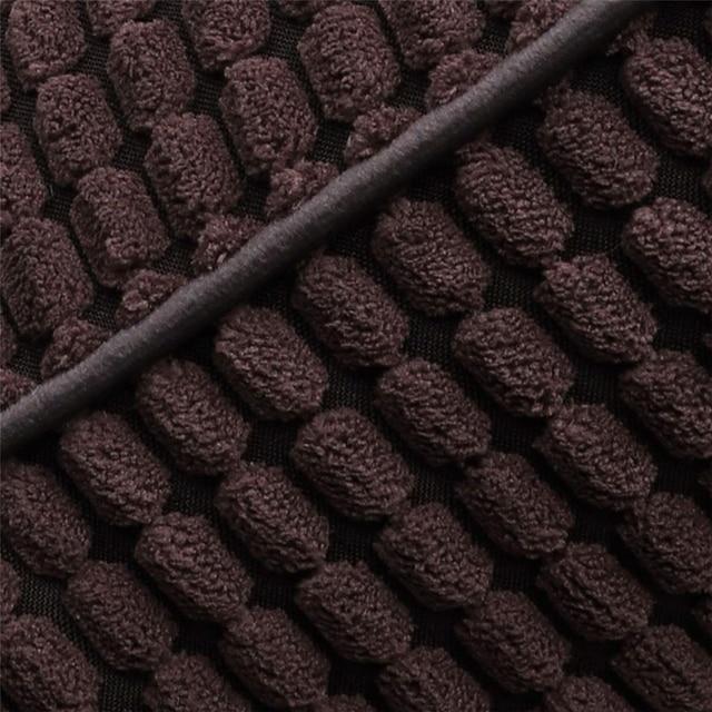 Sky Blue Waffle Cord Cushion Cover 5