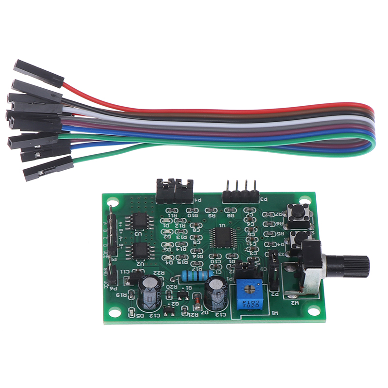 DC 5V-12V 2-phase 4-wire Micro Stepper Motor Driver Mini 4-phase 5-wire Stepping Motor Speed Controller Module Board