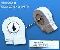 Bom trabalho de alta qualidade para refrigerador motor freezer drcp5030la drep5020lc drep3030la drep5020lb usado