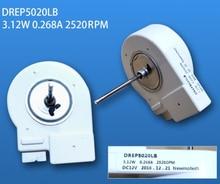 جيد العمل عالية الجودة للثلاجة موتور الفريزر موتور DRCP5030LA dre5020lc dexp3030la dre5020lb المستخدمة