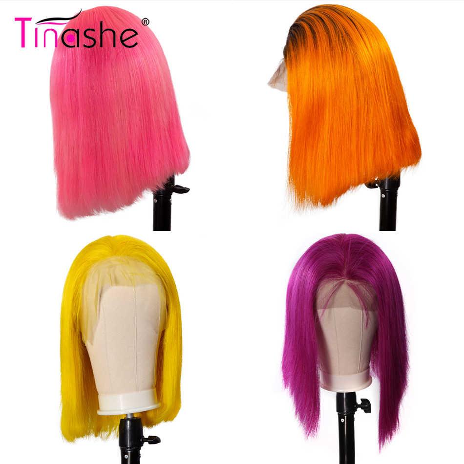 Похожие продукты синий парик Боб Синтетические волосы на кружеве парик блондинка, розовые, красные, пурпурные, зеленые желтый Remy бразильские 13x6 прямо Синтетические волосы на кружеве парики из натуральных волос