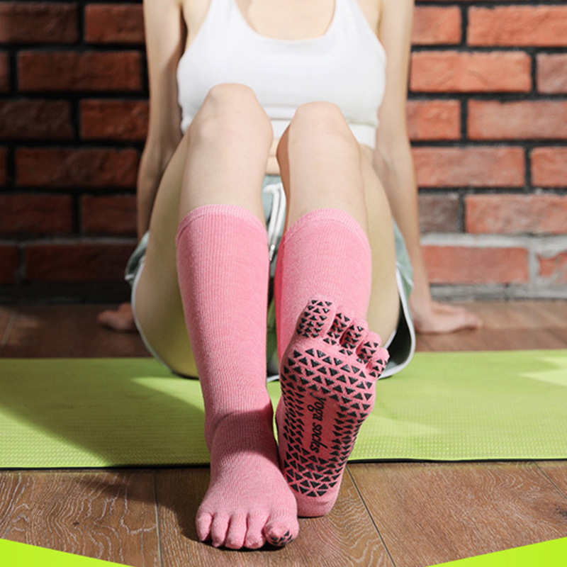 2020 Hot Short Beach Socks Diving Motion Socks Non-slip Dive Snorkeling Swimming  5 Toe Cut Resistant Socks High Quality