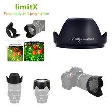 Geri dönüşümlü çiçek kamera Lens Hood Tamron için 16 300mm f/3.5 6.3 Di II VC PZD makro Lens yerine Tamron HB016