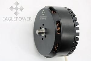 Image 4 - 1 adet EA120 fırçasız motor tarım drone motoru KV105 KV85 kartal güç T12 30KG itme desteği 38 40 inç kürek 200A ESC