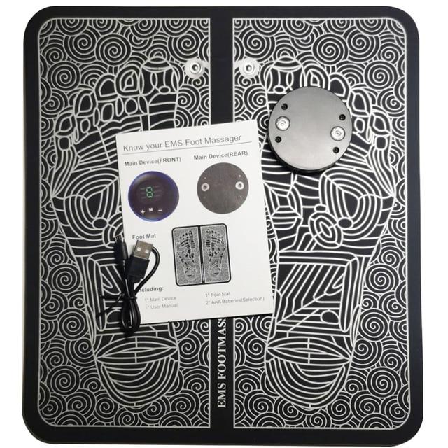Portable foot massager mat 5