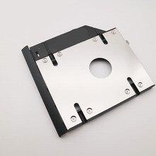 2nd HDD SSD жесткий диск caddy для ASUS X555 A555 K555 F555 с лицевой панелью/кронштейном