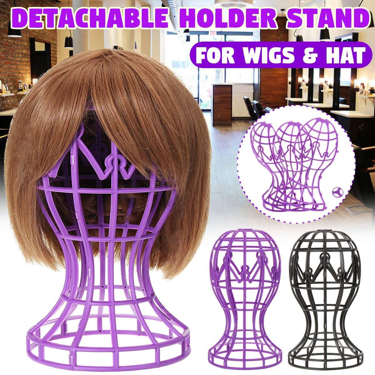 Foldable Adult Hair Cutting Scarf Hair Coloring Cloak Umbrella Barber NX