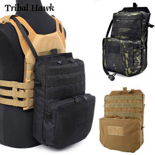 Vest Pouch-Equipment Rucksack Combat-Backpack Molle-Bag Assault EDC Airsoft Military