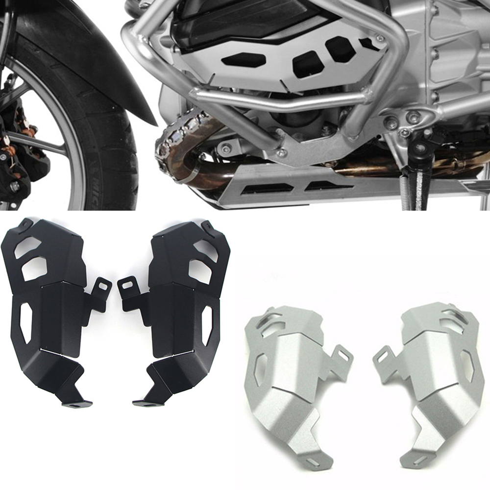 For <font><b>BMW</b></font> Motorcycle Accessories <font><b>Cylinder</b></font> <font><b>Head</b></font> Guards Protector Cover for <font><b>BMW</b></font> <font><b>R1200GS</b></font> R 1200 GS Adventure 2013-2017 Moto Parts image