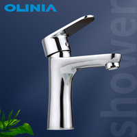 Olinia bathroom faucet tap sink faucet basin faucet bathroom tap faucet bathroom water tap bathroom mixer tap OL7131