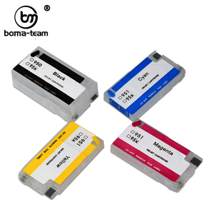 For HP 950 951 refillable ink cartridges for HP Officejet Pro 8100 8600 8610 8620 8660 8640 8660 8615 8625 with ARC chip 4 pcs