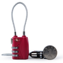 Hot Camping Travel Lock Smart Combination Password Security Code For Suitcase Luggage Bag HIking Short Accessory