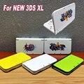 Neue Design Gehäuse Shell Fall Ersatz Konsole Fall Oberschale Cover Platte Für NEUE 3DS LL/XL