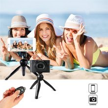 цена Tabletop Selfie Stick Monopod with Bluetooth Remote & Tripod Stand for iPad Cell Phone&Tablets Tabletop Selfie Stick онлайн в 2017 году