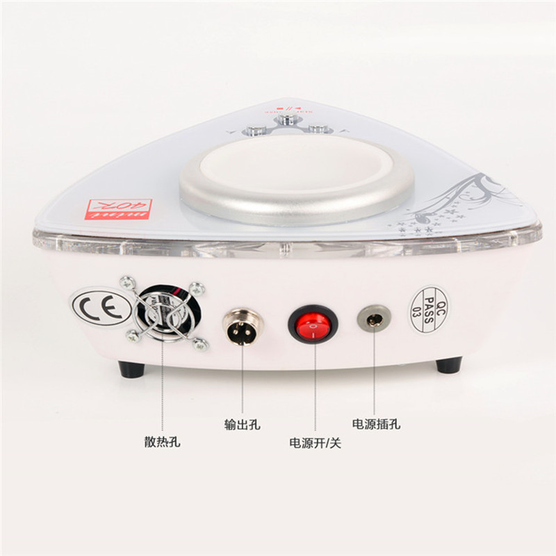 2019 Hot Sale Mini 40K Cavitation Body Slimming Summer Household Weight Loss Ultrasonic Machine