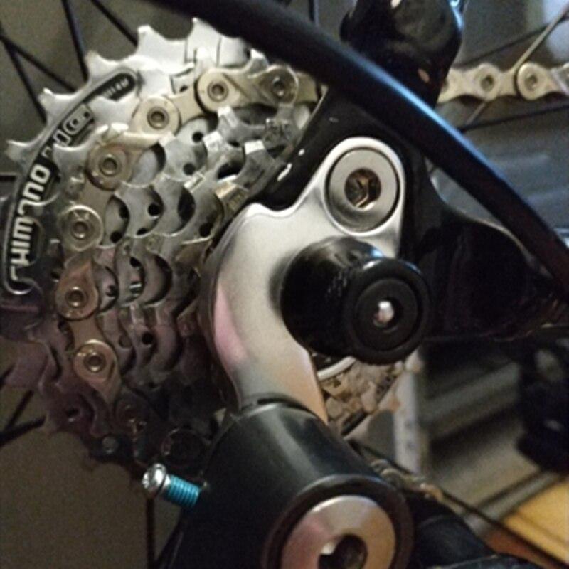 Купить с кэшбэком 10pcs alloy bike derailleur hanger Rear Derailleur Bicycle Gear Hanger for specialized S-Work Enduro Epic specialized FSR Turbor