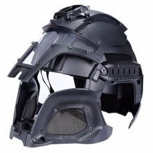 Wosport HOT Airsoftsport Ballistic Helmets Military Tactical Helmet Sports Army Men Fight Airsoft Paintball Universal Black Game